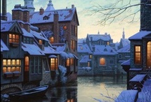 BELGIAN CITIES: BRUGES / by nora VE