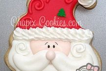 Christmas Cakes&Confections / by Kelly Mezzaroba