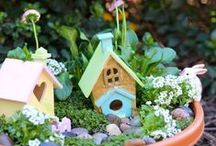 Garden Ideas / Get great garden inspiration here / by The WHOot