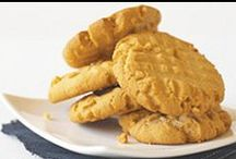 Cookies / Baking cookies is the perfect family activity. Try some of our best PB cookie recipes and be sure re-pin your favourites.