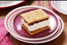 Kraft PB Summer Treats / After a day of family fun in the sun, cool off with these refreshing PB desserts.