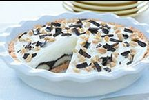 Pies & Tarts / Try one of these delicious peanut butter pie or tart recipes for your next family gathering. Be sure to re-pin your favorites and spread the PB love.