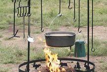 Building - Outdoor cooking