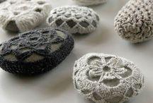 Draad, wol en stof / Draad wol stof