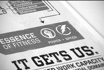 Temple Fitness Project / Branding & Identity inspo