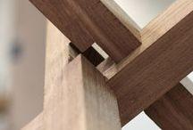 wood, crafts, design / furniture woodworking staff