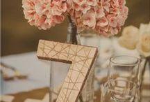 Wedding Inspirations / Wedding Designs Centerpieces Decorations