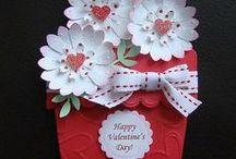 """Cartes """"pot de fleurs,bouquets"""""""