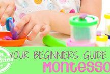 Montessor I LOVE / Montessori for toddler and preescooler