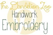 Embroidery / Tips and tricks for hand embroidery / by Zookeeper