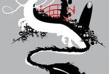 Studio Ghibli-株式会社スタジオジブリ / Hayao Miyazaki / 1.【The Castle of Cagliostroルパン三世カリオストロの城1979】2.【Nausicaä of the Valley of the Wind風の谷のナウシカ1984】3.【Castle in the Sky天空の城ラピュタ1986】4.【My Neighbor Totoroとなりのトトロ1988】5.【Kiki's Delivery Service魔女の宅急便1989】6.【Porco Rosso紅の豚1992】7.【Spirited Away千と千尋の神隠し2001】8.【Princess Mononokeもののけ姫1997】9.【Howl's Moving Castleハウルの動く城2004】10.【Ponyo崖の上のポニョ2008】11.【The Wind Rises風立ちぬ2013】