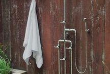 Building - Outdoor shower