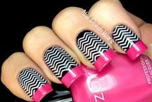 nails / by Audrey Wilkins