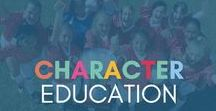 Character Education / Character education activities, lessons, games, and resources for kids.
