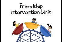 Friendship Skills / Friendship: Making friends, keeping friends, & navigating friendship drama. / by The Helpful Counselor