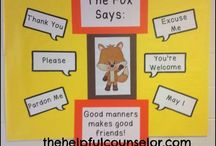 Bulletin Boards for School Counselors / Counseling Bulletin Boards / by The Helpful Counselor