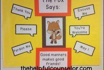 School Counseling Bulletin Board Ideas / School counseling bulletin boards on a variety of ideas.
