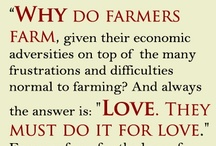 Enough Said... / Inspiring, insightful, and sometimes humorous quotes about life in agriculture