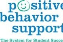Positive Behavior Support / PBIS activities and resources / by The Helpful Counselor