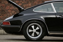 Porsche / by David T. Smith