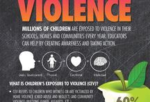 Violence Prevention / Violence Prevention Activities & Resources / by The Helpful Counselor