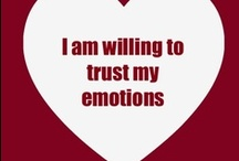 Emotional Wellness / Listening and attending to cues from our inner states: feelings, sensations, moods and reactions. visit www.CamerinRoss.com https://www.facebook.com/IECoaching