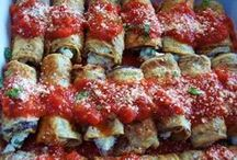 Yummy Italian foods / Love to cook