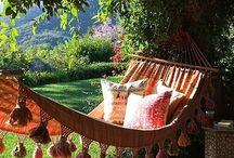 Terrazas / jardines / piscinas