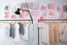 Stores, shops & cool spots
