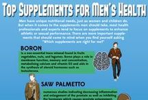 Vitamins and Supplements / The lowdown and benefits. / by Throwdown