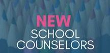 Tips for New School Counselors / New to school counseling? The tips, articles, and resources on this board have been chosen to help you hit the ground running!