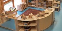 Room layout / See how other nurseries and schools layout their rooms