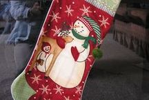 Christmas Decorations / Decorations for the tree or anywhere in your home