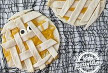 Food Ideas / Serving up some fear? Check out these ideas to get your creative juices going!