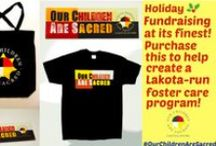 LPLP Store / Merchandise that you can purchase to support the creation of a Lakota-run foster care program / by Lakota People's Law Project