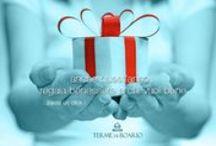 Idee Regalo per un Natale di Benessere / Eh sì! Anche quest'anno si avvicina il Natale e con esso anche l'ansia da shopping!  Ma non vi preoccupate! L'idea giusta quest'anno si chiama Benessere e Relax!  Ideale per tutti i gusti, soddisferà tutte le super esigenze e non deluderà nessuno!!!