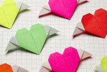 enfants origami