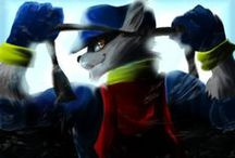 Sly Cooper. Thieves in time. / <3