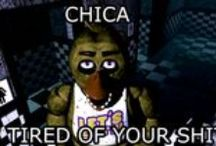 Chica!! / Only Chica and Toy Chica