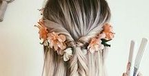 H a i r  / Gorgeous hair styles for all lengths