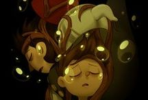... Over the garden wall ... / over the garden wall: wirt, greg, beatrice, beast and many other...