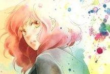 Ao Haru Ride / Ao Haru Ride anime & manga