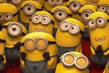 Minions / some Minions' pictures and memes ;)