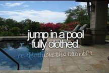 Bucket List / by Absters