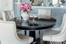 Home decor ideas / Decorating ideas for the home