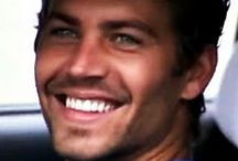 Paul Walker... RIP / Lost in those eyes and captivated by your beautiful smile... I will miss you!