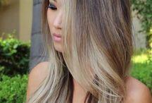 Hair color / Hair color
