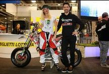 RICCI MOTO Motor Bike Expo 2014
