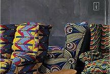textiles  Afrique / by Dominique