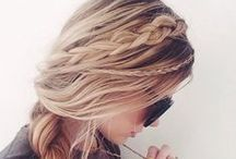 nails, makeup & hair